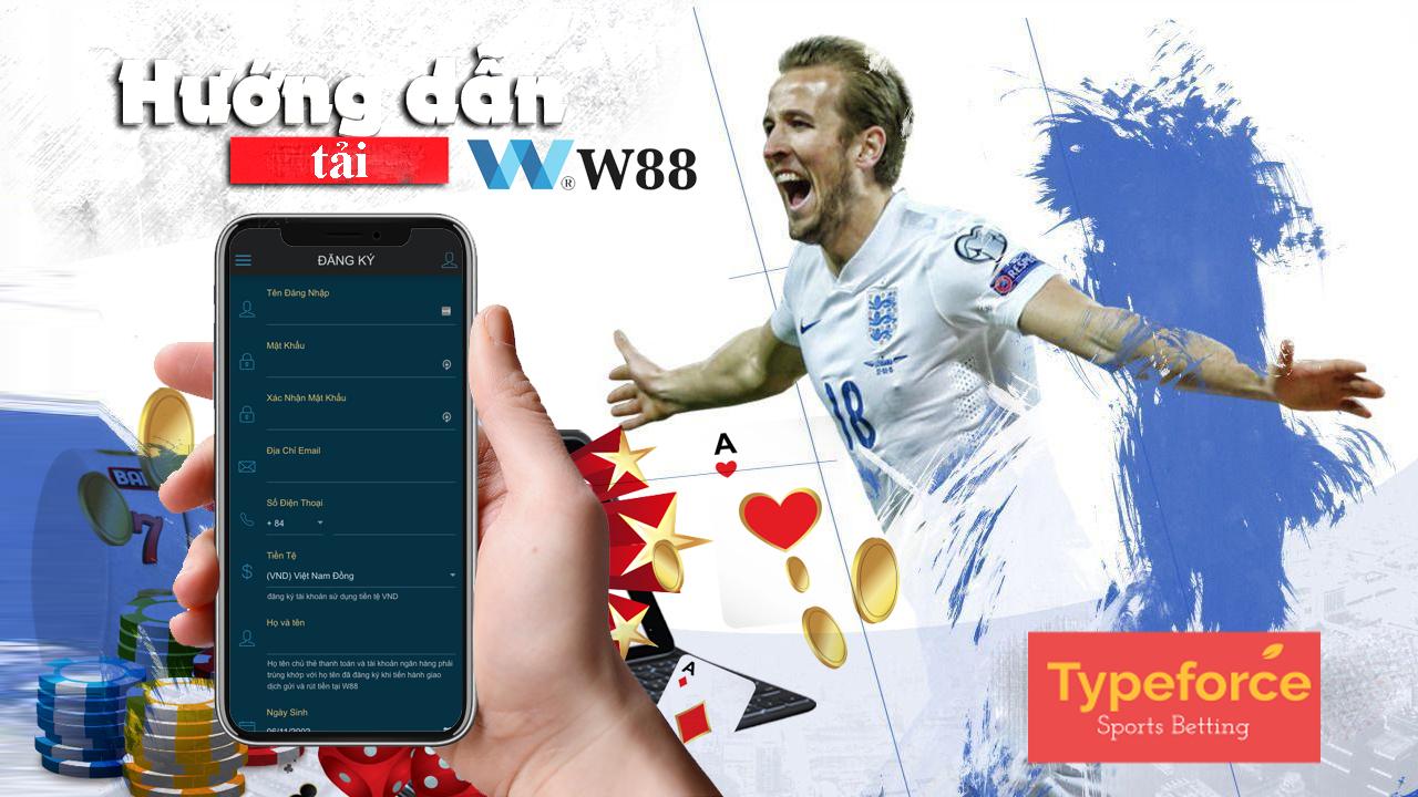 Lưu ý khi tải app W88